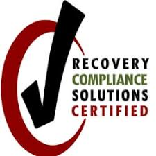 Recovery Compliance Solutions Certified